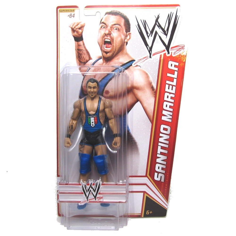 WWE Superstars Series 23 (2012) B23SantinoMarella