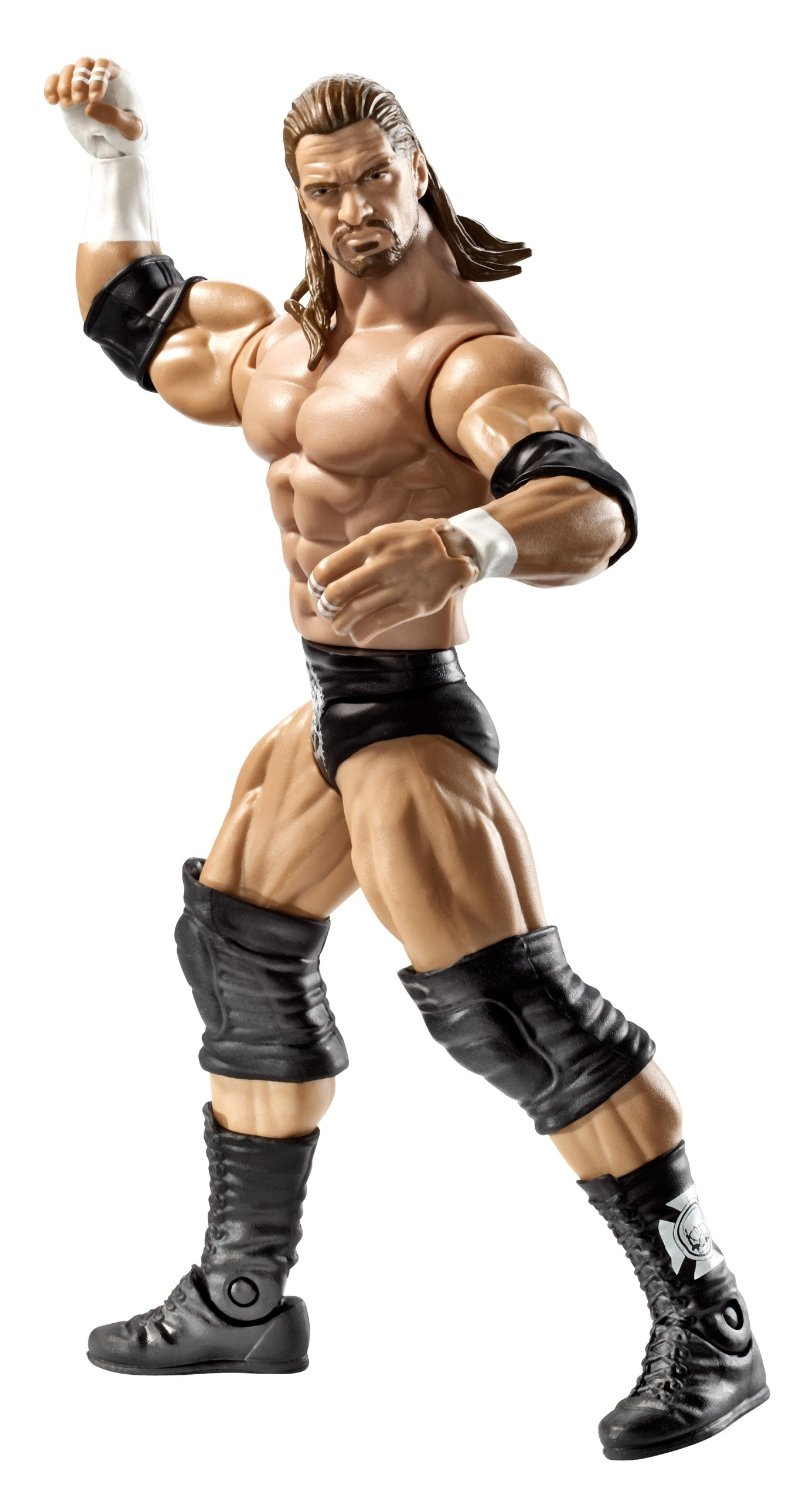 WWE Superstars Series 23 (2012) B23TripleHunboxed