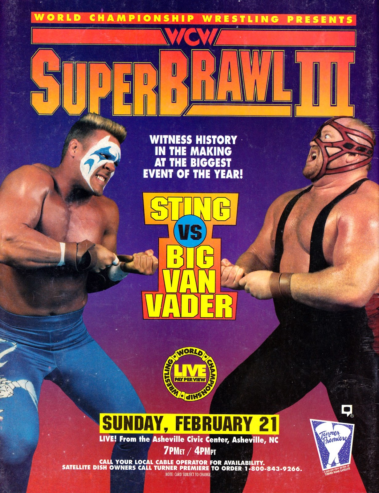 OSW Review | WCW PPV Results 1993
