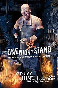 wwe 2008 ppv in order