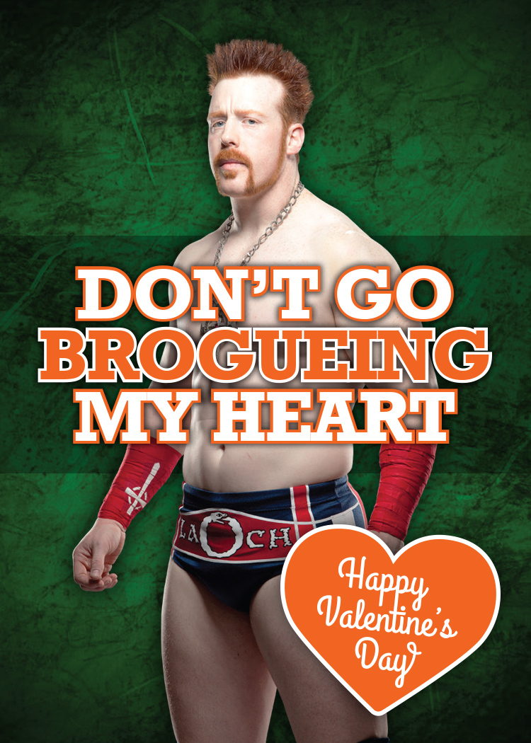 Osw Review More Wwe Valentines Cards