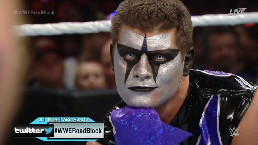 WWE-Roadblock-Goldust