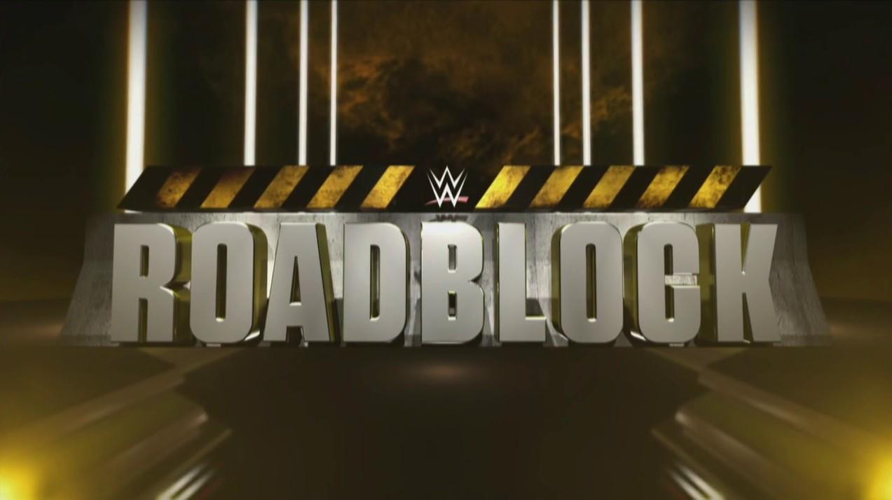 WWE.Roadblock.title