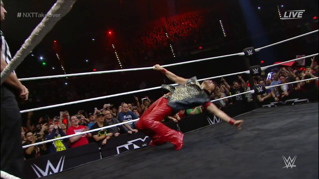 OSW Review | NXT Takeover Dallas – OSW Review!