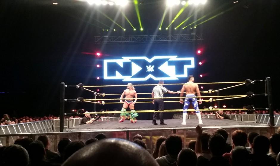 NXT Dublin Blake